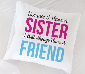 Sister are special