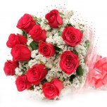 Send Red Roses to India