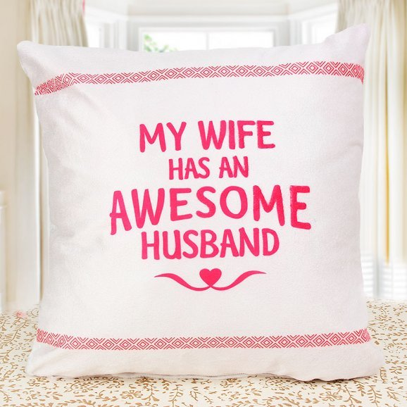 Awesome Husband Cushion