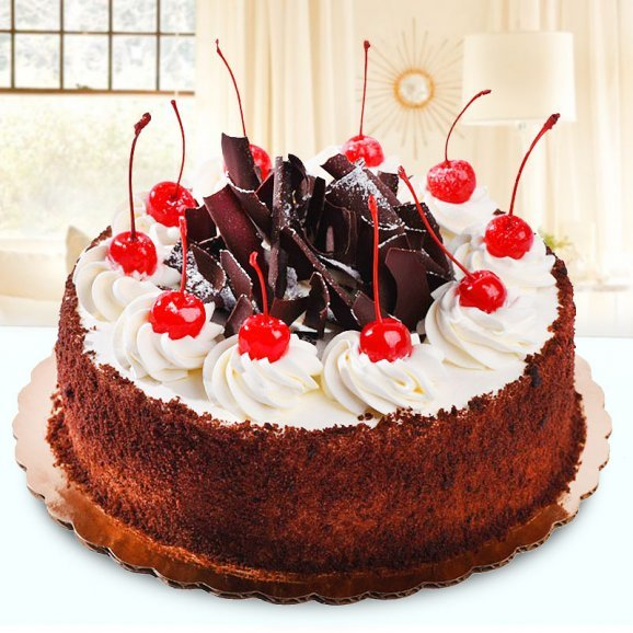 Palpable Black Forest Cake