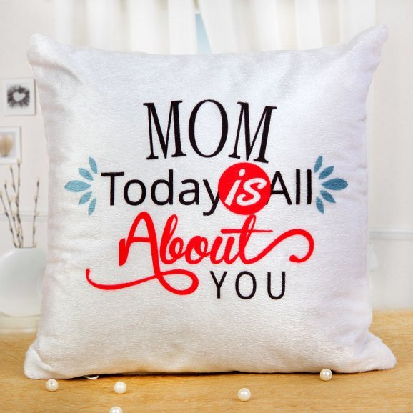 All About You Mom Cushion