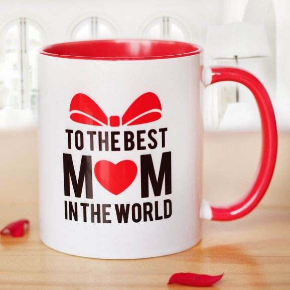 Best Mommy in The World Mug