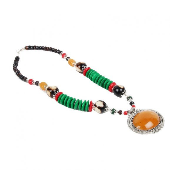 Classic BeadWork Neckpiece for any lady in your life