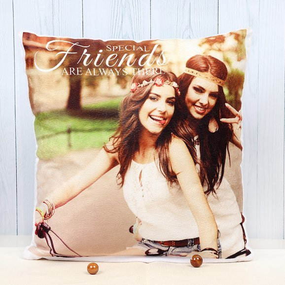 Personalised Cushion for Friend