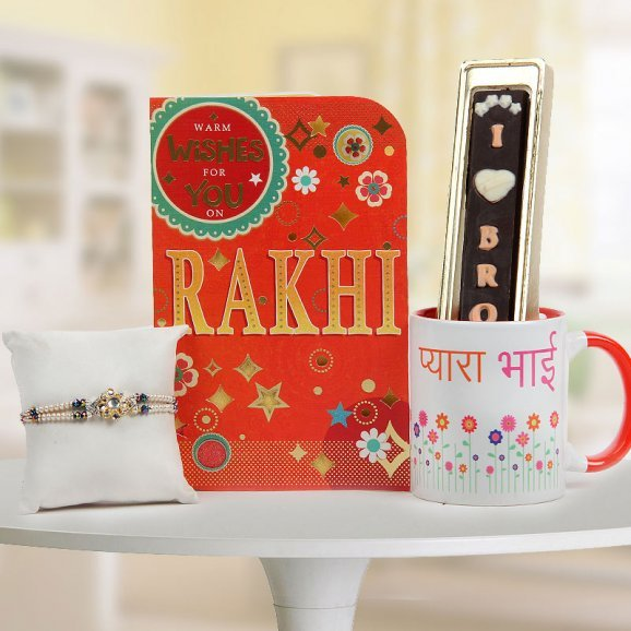 Just Rakhi Gifts for You Bhai