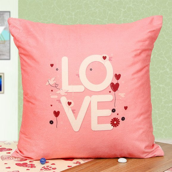 One Love Cushion