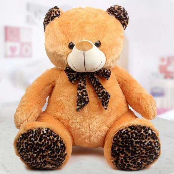 A Combo of 24 Inch Brown Teddy Bear