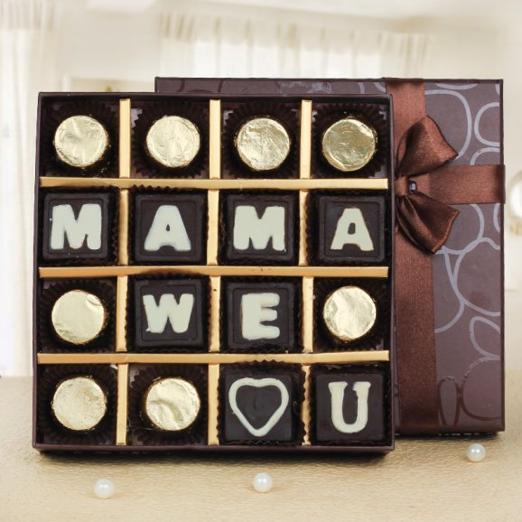 love you mama treats - A Chocolate box for mother