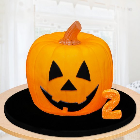 Halloween cake for two year old kids