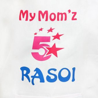 My Moms 5 Star Rasoi Apron