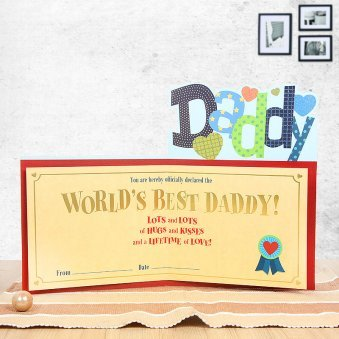 Beat Daddy Certificate