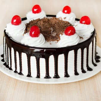 Black Forest Cake Any Occasion