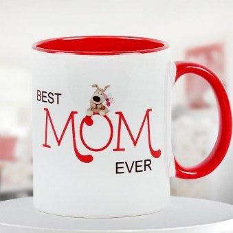 Best Mom Ever Mug - A Gift to Compliment your Mother