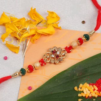 Heartiest Blessings Rakhi
