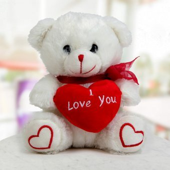 Love You Cute Teddy