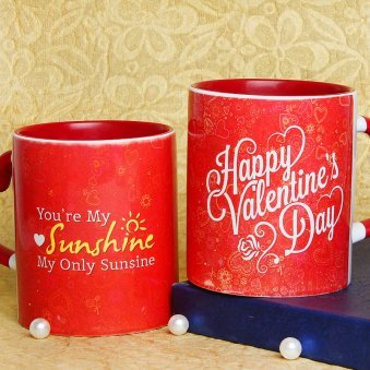 My Only Sunshine Mug - A Mug Gift For Your Partner