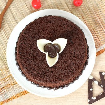 Chocolate Heavenly Cake