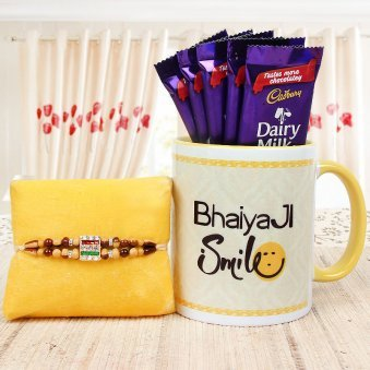Blissful Love Combo Rakhi Combos