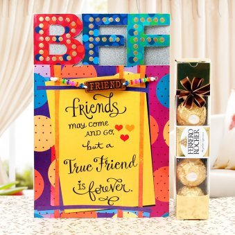 born to be bff friendship day combo