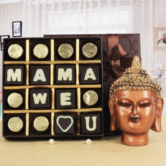 Buddhas Gracefulness Combo for Mom