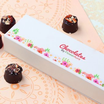 Choco Almonds in Box