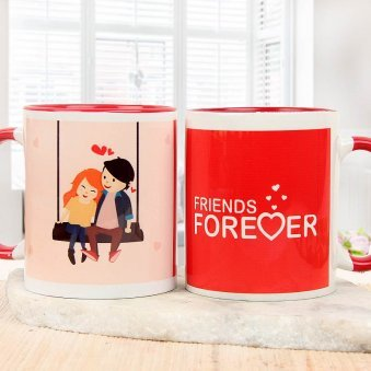 Chocolaty Bond Mug for Friends