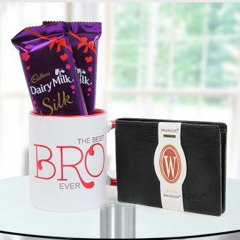 Gift classic brother hamper to your brother
