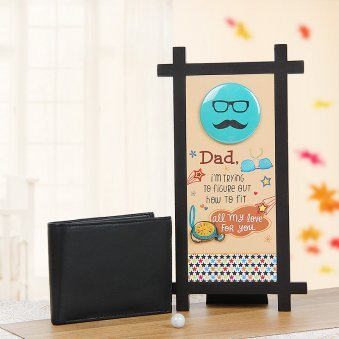 Quotation for Dad Table Stand and a Wallet