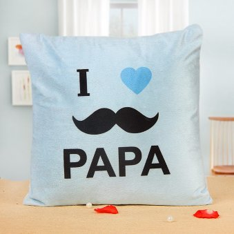 I Love you Daddy Special Cushion