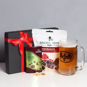 Beer Mug with Candies Combo