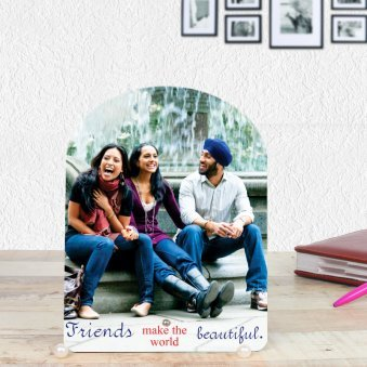 Personalised Photo Frame for Friends