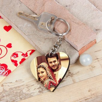 Customised Keychain For Couple