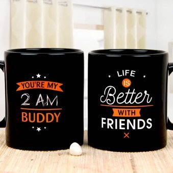 Better Life Mug for Friends