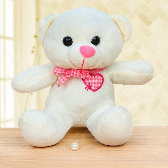 6 inches teddy - First gift of Loads of Hearts