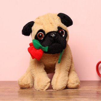 Cute Dog Soft Toy