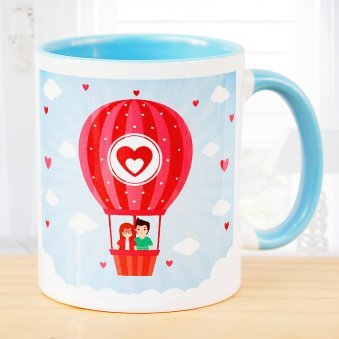 My Forever Love Mug with Front Sided View