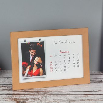 New Year Photo Calendar