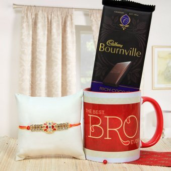 Perfect Love for Bro Rakhi Combos