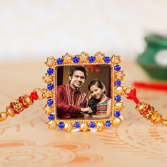 Picture Perfect Rakhi - Personalised Rakhi for Brother