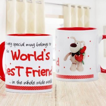Spreading Happiness Friendship Day Mug
