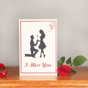 3D Greeting Card for Your Loved One