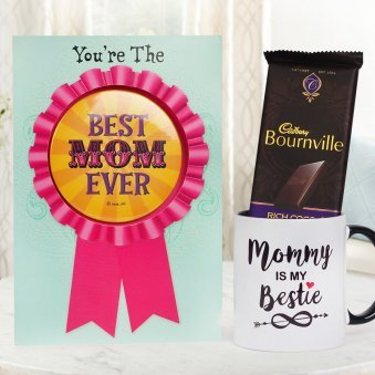 truth confessed - A combo gift for Mother