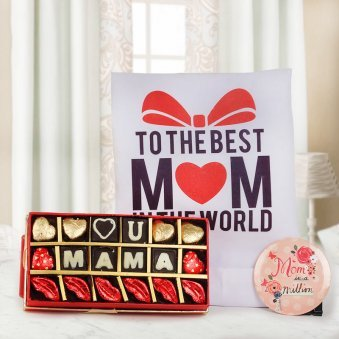 uniqueness for mom - A Combo Gift for Mother