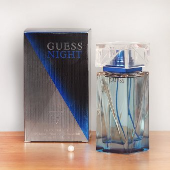 Guess Night Perfume with Closer View
