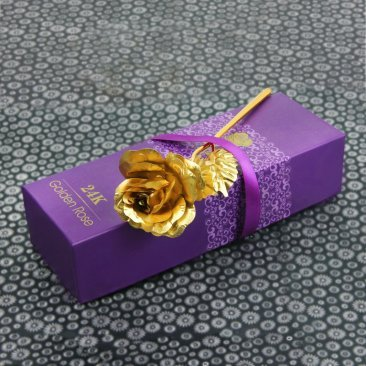 Golden Rose 6 Inch