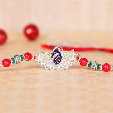 Mor diamonds Rakhi