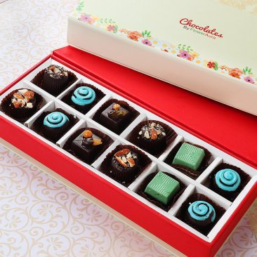 Multi Flavored Handmade Chocolates